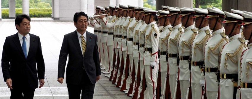 Политика Трампа вынуждает Японию самостоятельно думать о собственной безопасности