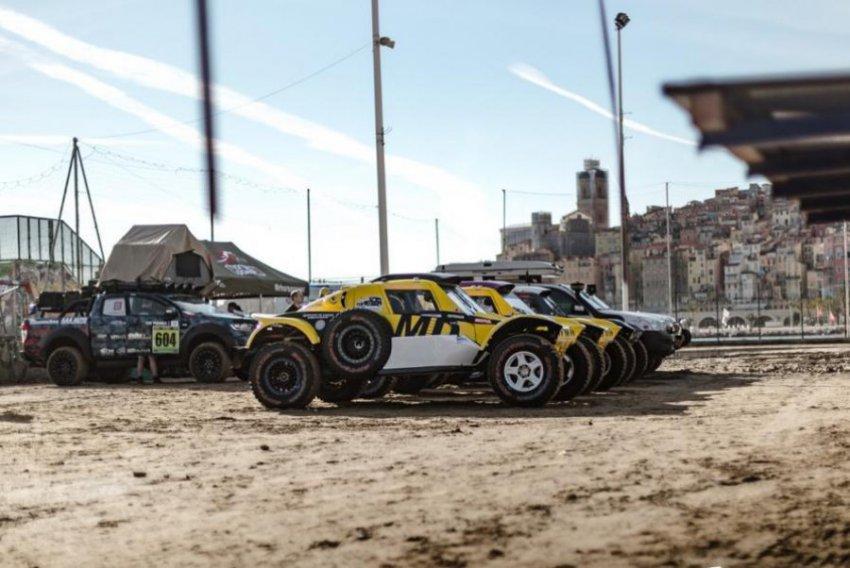 AFRICA ECO RACE 2019: Четыре российских экипажа на финише гонки