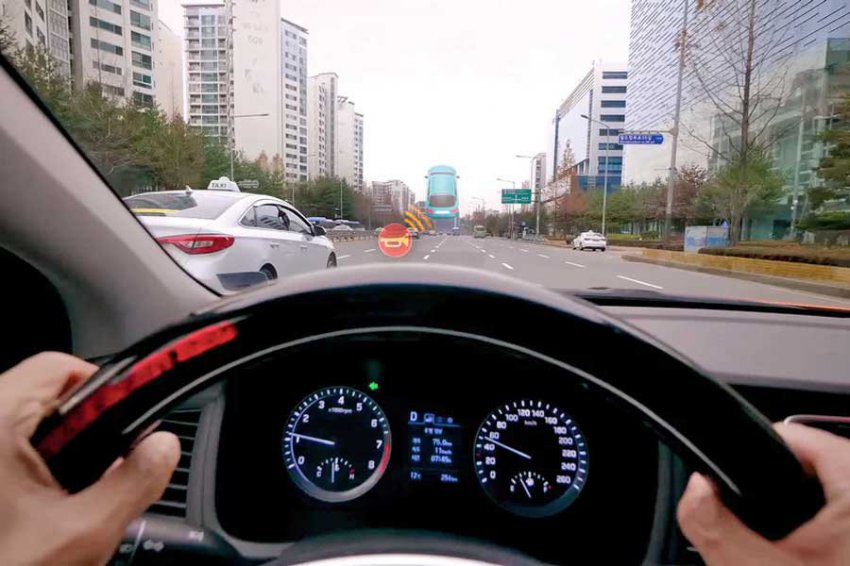 Hyundai разработала систему для слабослышащих водителей