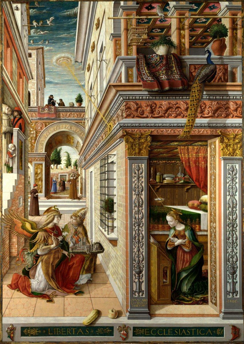 Иисус пришел из космоса: на картине 15 века нашли доказательство НЛО