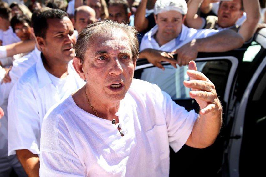 При аресте народного целителя в Бразилии полицию атаковал агрессивный полтергейст