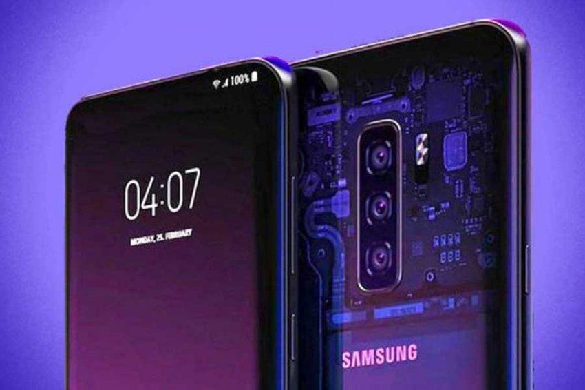 Первый 5G-смартфон от Samsung называется Samsung Galaxy S10 X