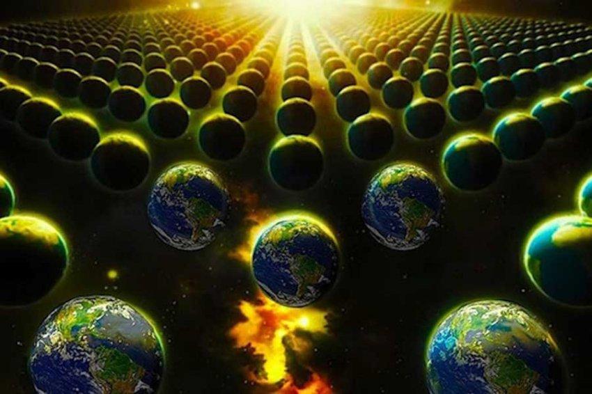 Стало известно о существовании зеркальной Вселенной с антивеществом