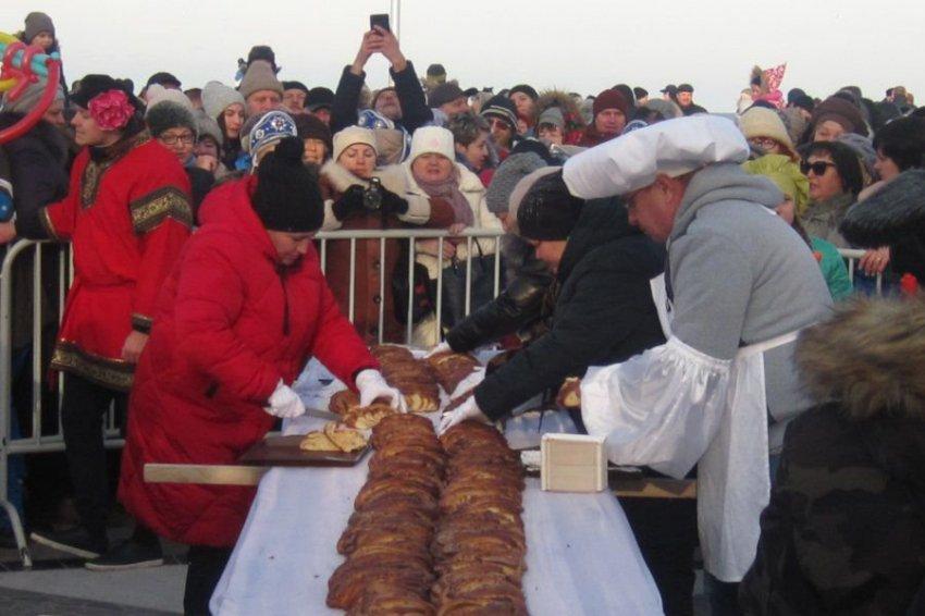 Сергей Кошевой прокомментировал празднования Дня Кранцевского пирога в Зеленоградске