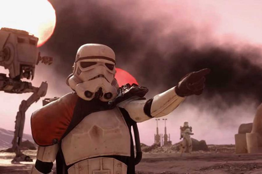 """Electronic Arts отменила игру по """"Звездным войнам"""""""