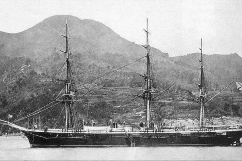 Русские корабли, которые защищали Нью-Йорк и Сан-Франциско