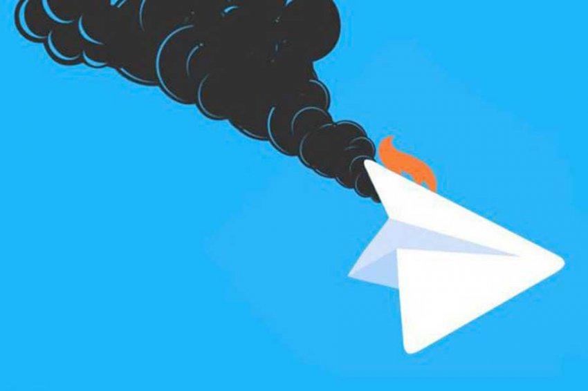 Блокировка Telegram мешает россиянам греть воду в бойлерах