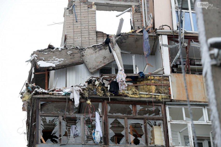 Панихиду по жертвам взрыва в Шахтах 16 января 2019