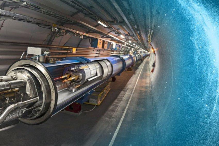 ЦЕРН показал проект нового коллайдера с тоннелем длиной 100 км
