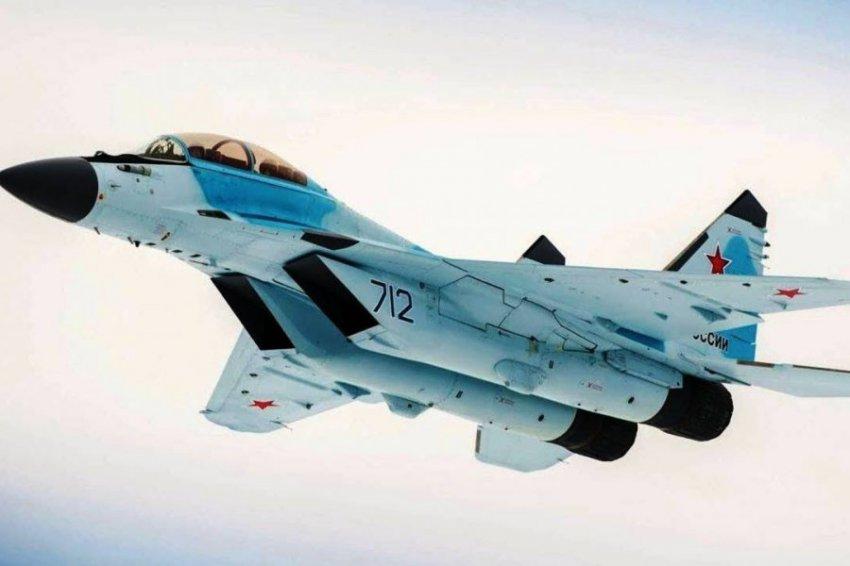 Четыре истребителя МиГ-35 поступят на вооружение ВКС в 2019 году