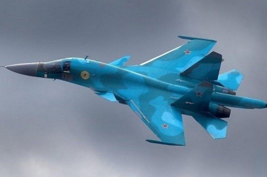 На Дальнем Востоке столкнулись два Су-34
