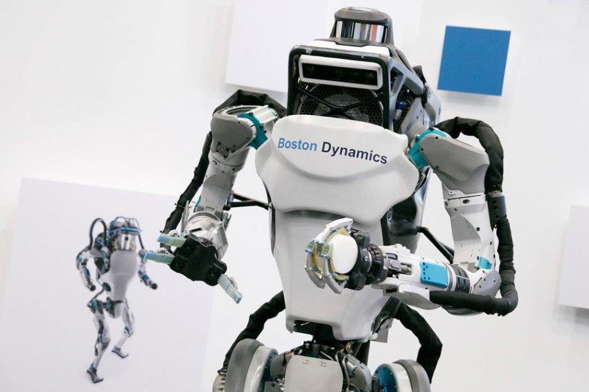 Составлен ТОП-10 уникальных роботов 2018 года