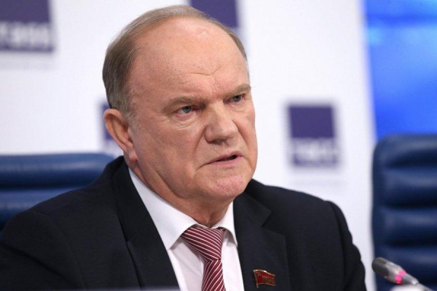 Пенсионер из Хакасии потребовал объяснений от главы партии КПРФ