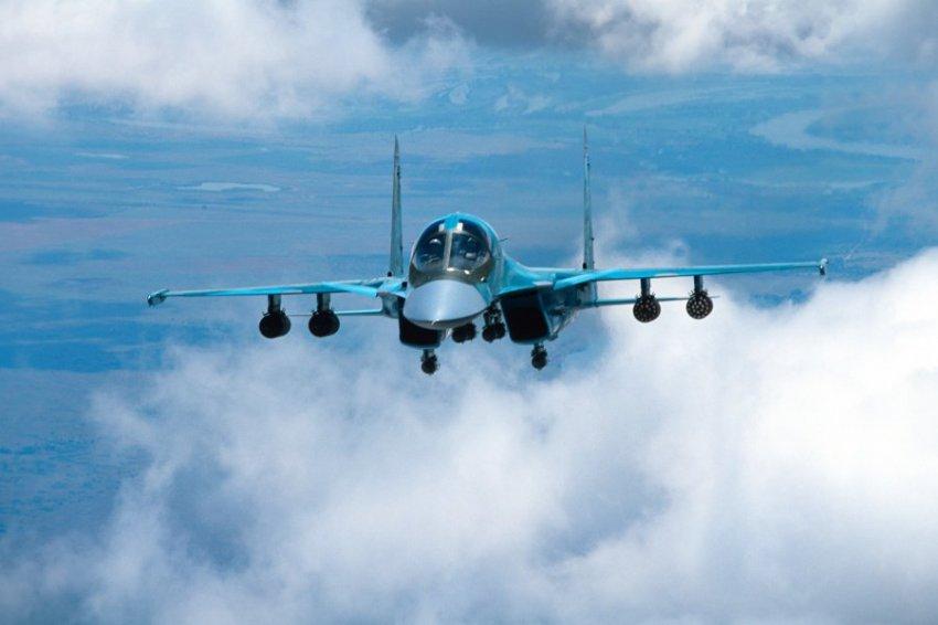 Спасатели нашли тело второго погибшего летчика Су-34