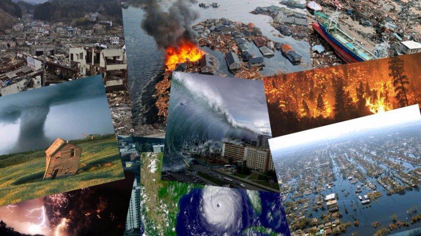 В мире стремительно растет количество природных катаклизмов