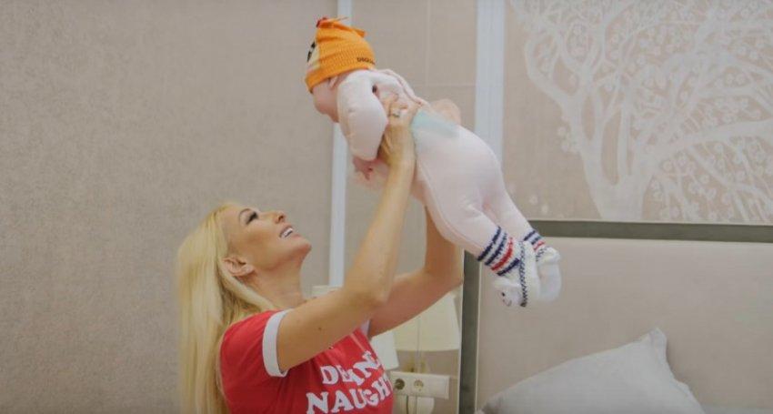 Леру Кудрявцеву поздравляют с беременностью