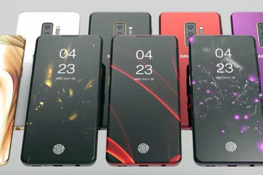 Новый Samsung Galaxy S10 Х получит 256 Гб памяти