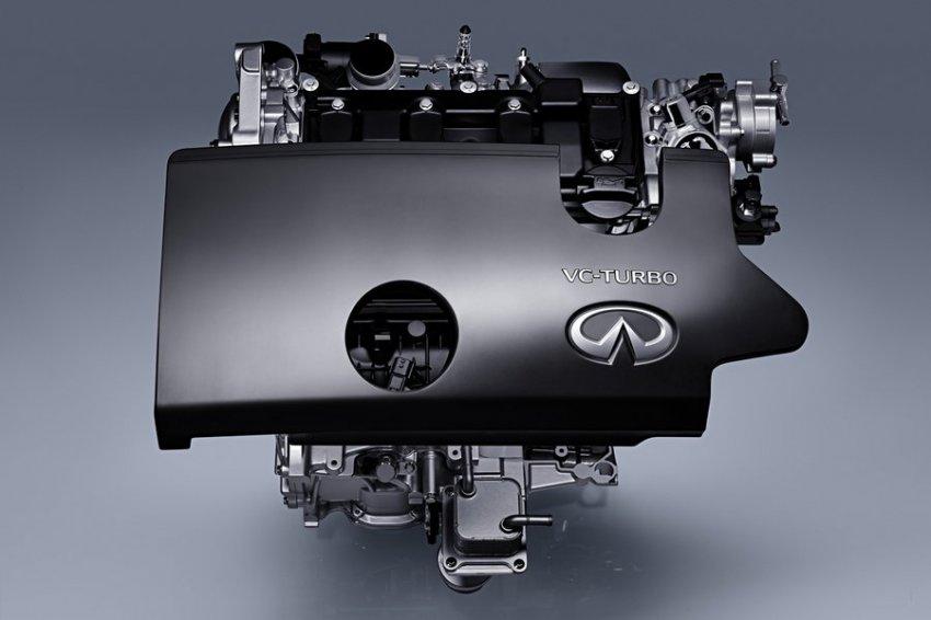 INFINITI VC-Turbo завоевал награду «Технология года» от автомобильного портала CNET Roadshow