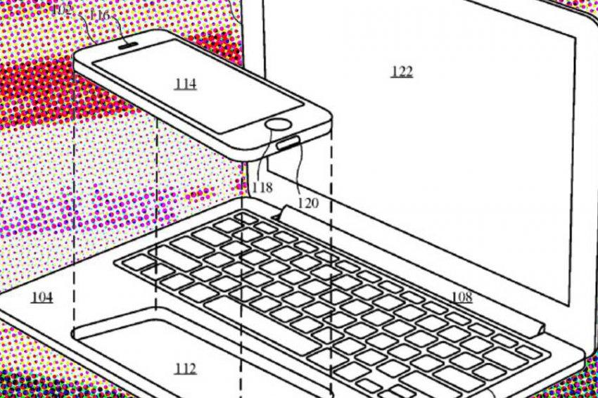 Apple может создать ноутбук на базе iPhone