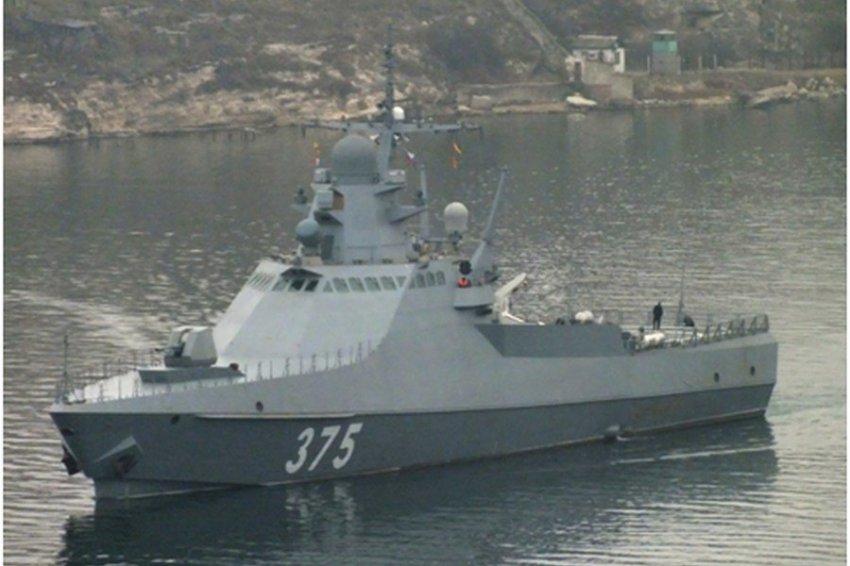 Черноморский флот получит еще один новейший патрульный корабль