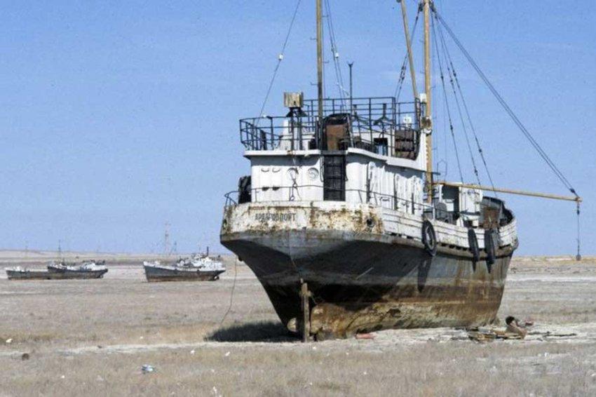 Учёные установили возраст Аральского моря