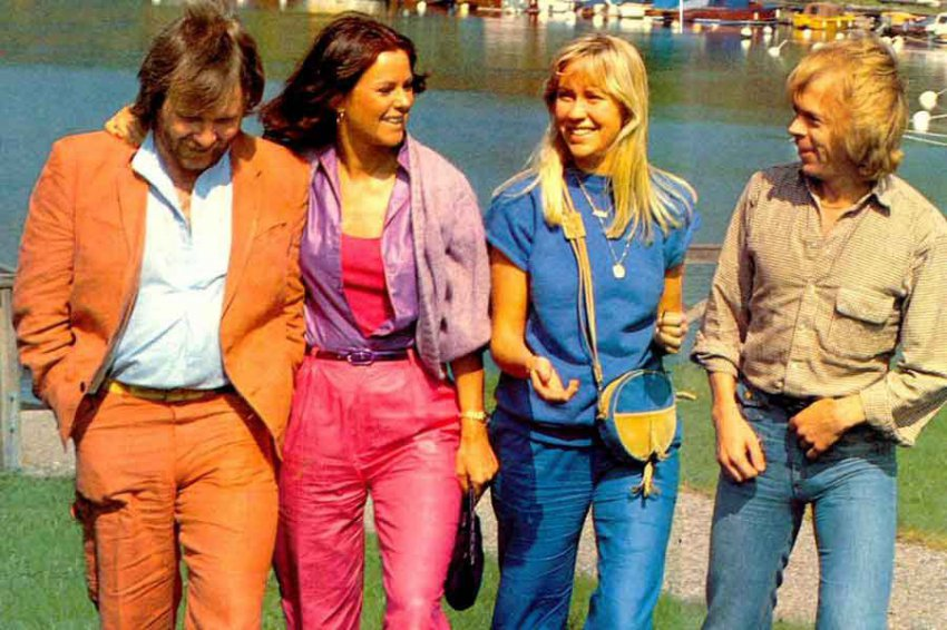 ABBA представит новые песни до конца года
