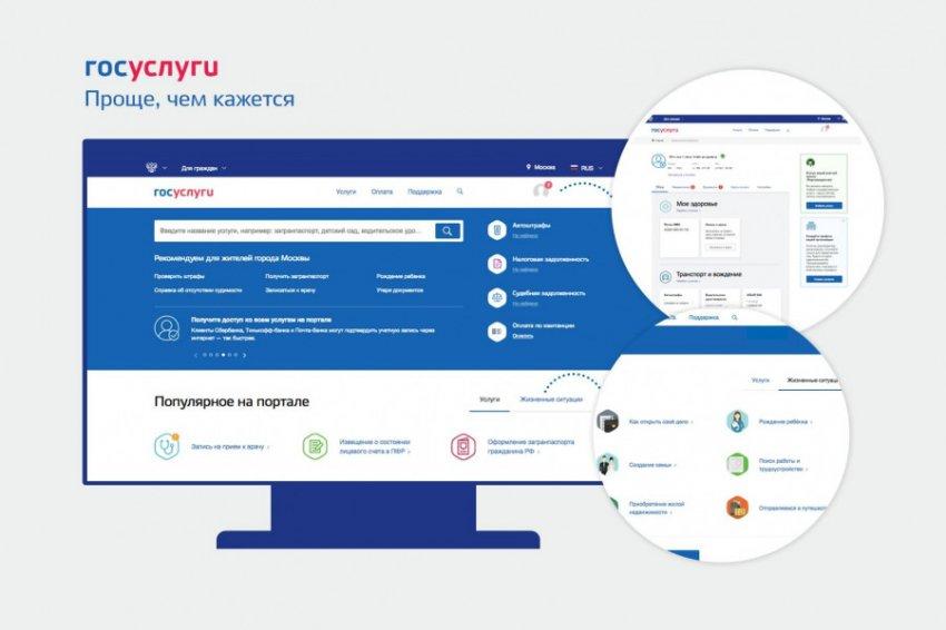 В России расширили перечень электронных госуслуг