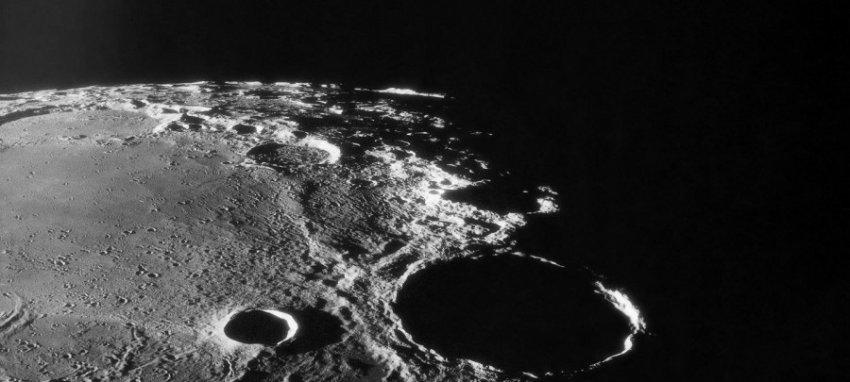 На Луне увидели странную яркую вспышку