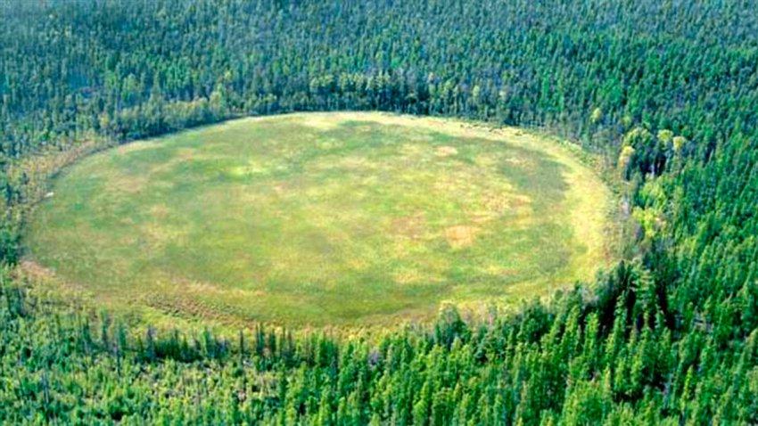 Раскрыта тайна Тунгусского метеорита