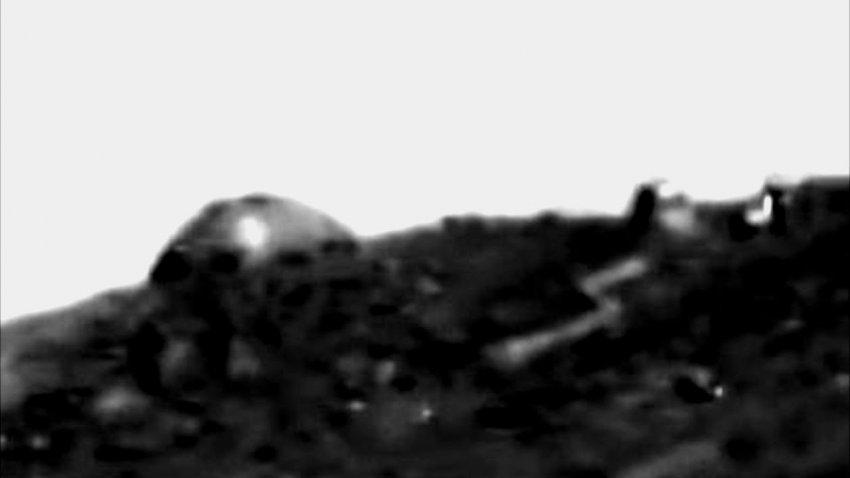 На Марсе обнаружили идеально ровный купол