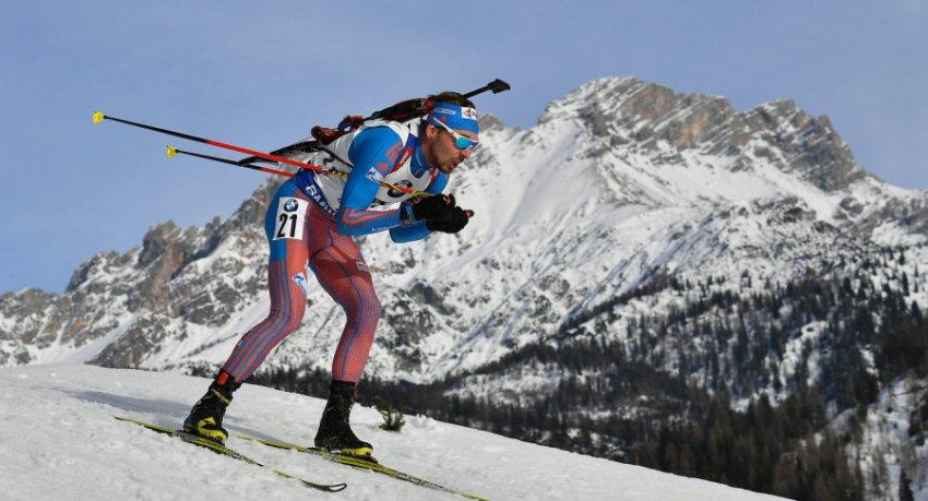 Команда российских биатлонистов отправится на североамериканские Кубки мира в неполном составе