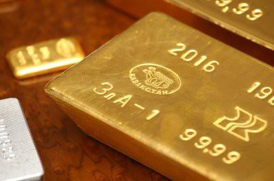 Венесуэла намерена продать 15 тонн золота ОАЭ