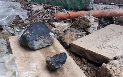 На Кубе упал метеорит: видео