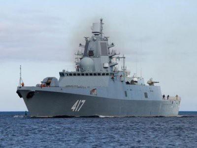 Корабли ВМФ России вооружили вызывающими галлюцинации у врага системами