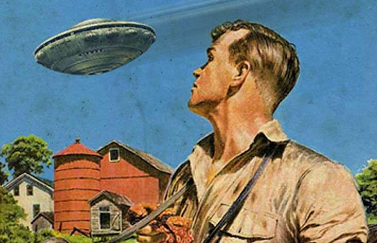 Чудная история с пришельцами и блинами и ее аналоги в сказках о феях