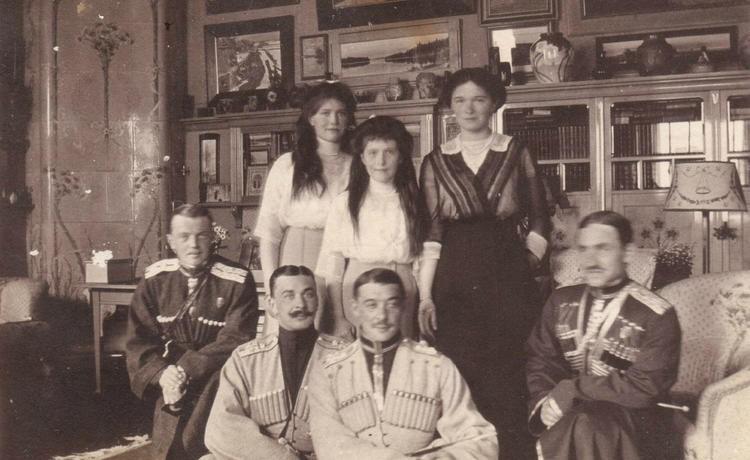 Найден уникальный тайник охранника Николая II