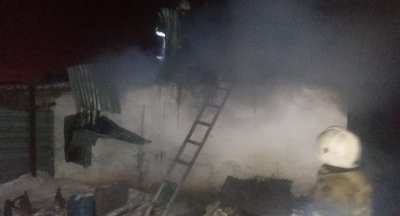 В Астане при пожаре погибли пятеро детей