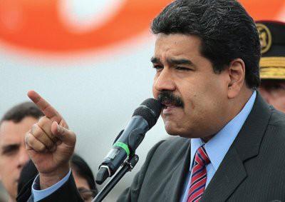 Мадуро собирает подписи против военной интервенции США в Венесуэлу