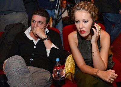 Собчак рассказала о разводе с Виторганом