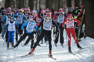 Московский этап гонки «Лыжня России» пройдет в 11 округах
