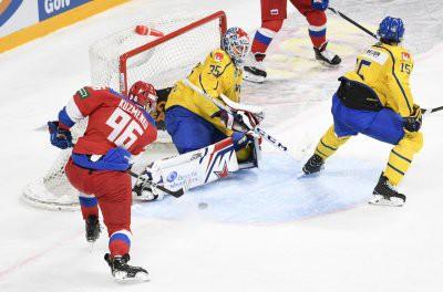 Хоккей: в рамках Евротура Россия сегодня сыграет с Финляндией: анонс