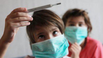 Россиян косит вирус гриппа H3N2