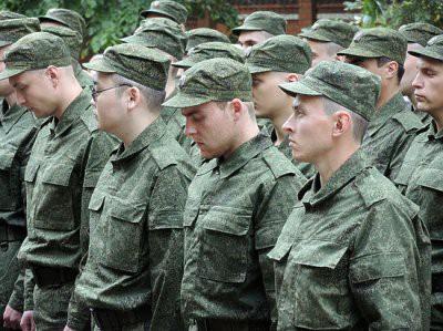 Весенний призыв в армию в 2019 году начнется 1 апреля