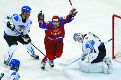 Хоккей Россия - Финляндия 7.02.2019: где покажут прямой эфир сегодня