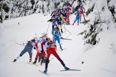 7 февраля стартует 7-й этап Кубка мира по биатлону 2018-2019