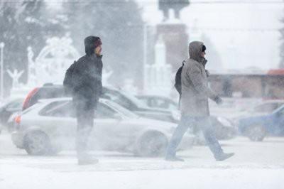 В Тюмени из-за морозов отменены занятия в начальных классах