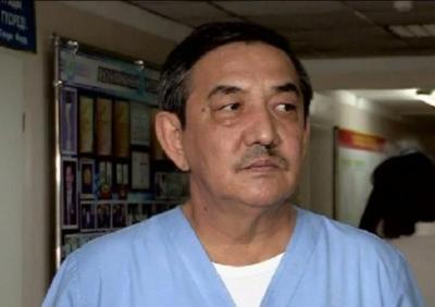 В Шымкенте полиция выясняет причины смерти известного хирурга Мади Багилиева