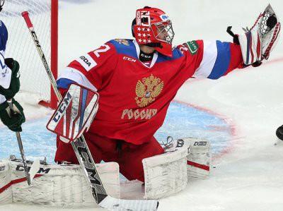 Сегодня в рамках Евротура Россия сыграет со Швецией