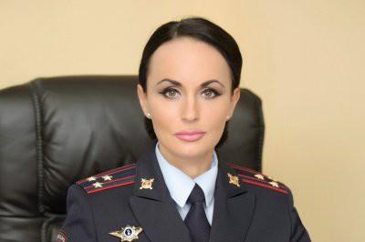 Пресс-секретарь МВД Ирина Волк назначена помощником министра