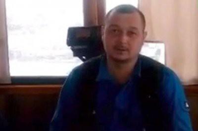 Капитан судна «Норд» Владимир Горбенко вернулся в Крым